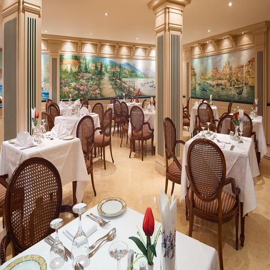 Sea Star Beau Rivage Hotel-Hurghada- Italian Restaurant