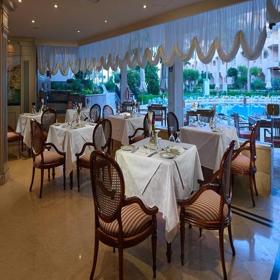 Sea Star Beau Rivage Hotel-Hurghada- Italian Restaurant1