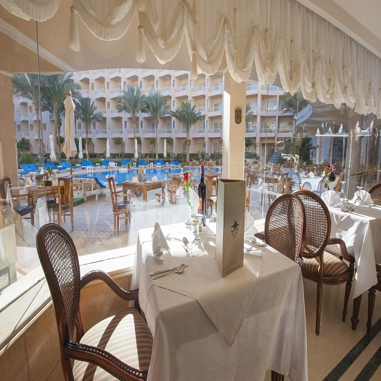 Sea Star Beau Rivage Hotel-Hurghada- Italian Restaurant2