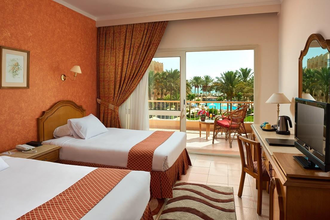 Sea Star Beau Rivage Hotel-Hurghada- Standerd room