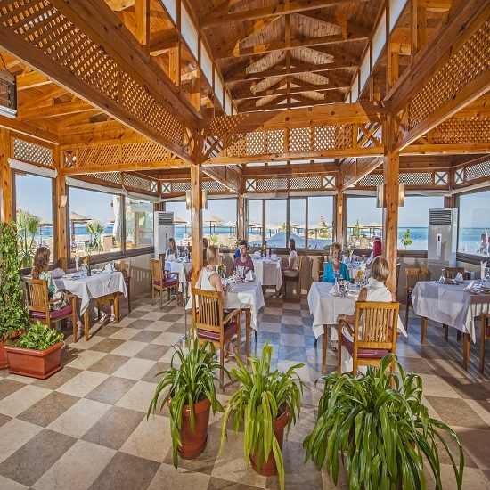 Sea Star Beau Rivage Hotel-Hurghada- THE VIEW, SEA FOOD RESTAURANT1