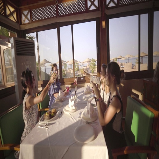 Sea Star Beau Rivage Hotel-Hurghada- THE VIEW, SEA FOOD RESTAURANT4