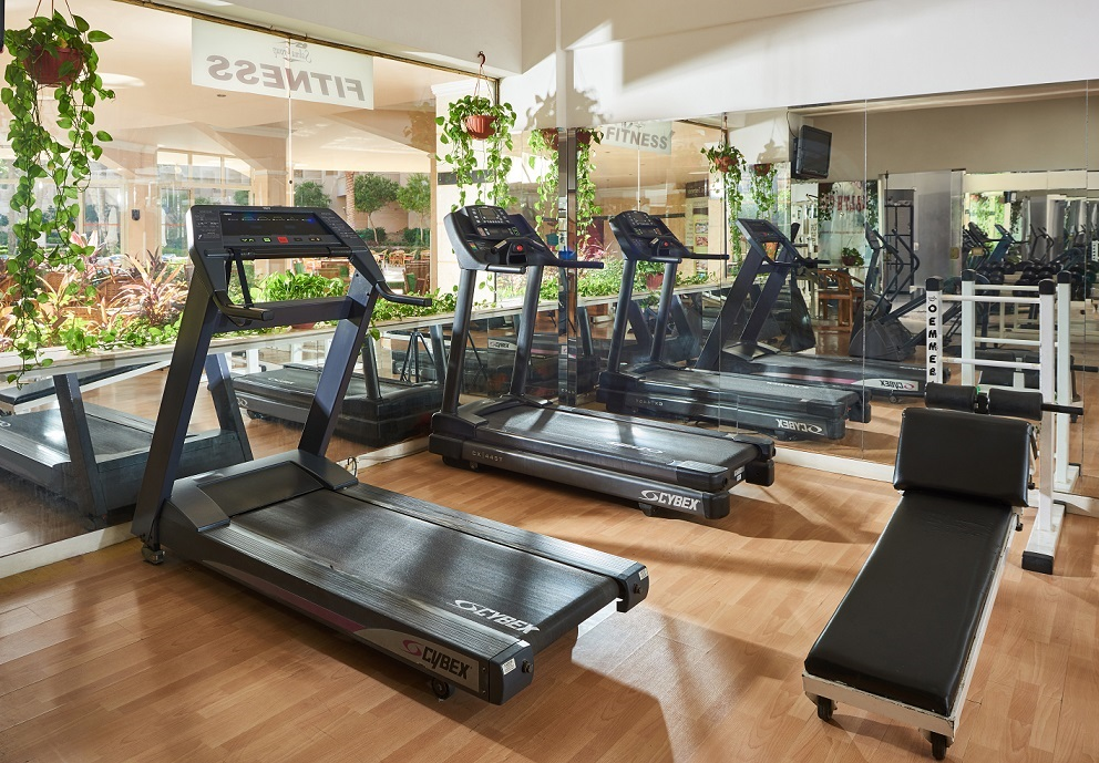 Sea Star Beau Rivage Hotel-Hurghada- gym