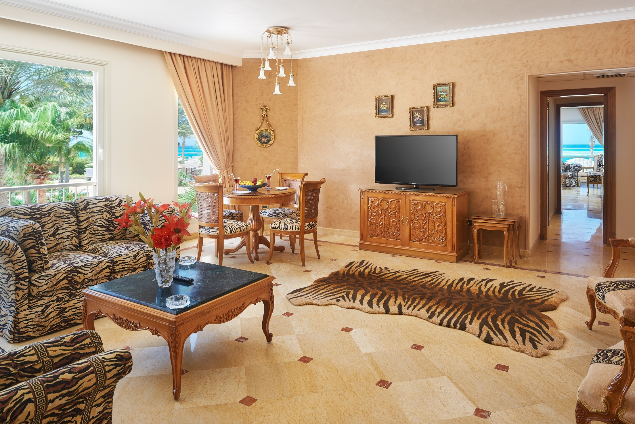 Sea Star Beau Rivage Hotel-Hurghada- room-Royal Suite