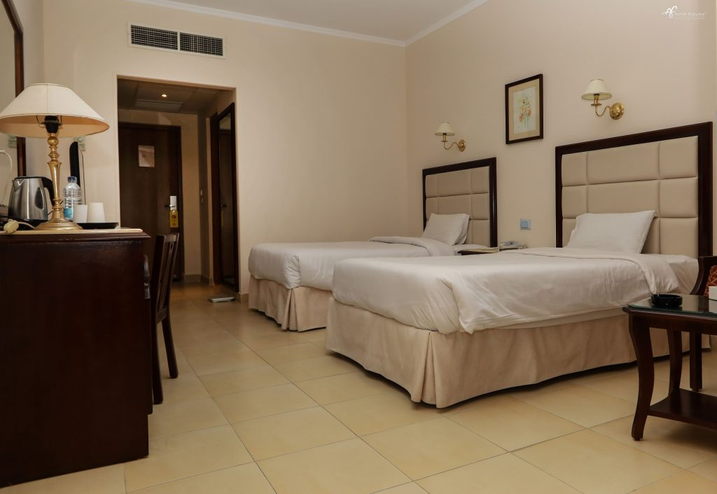 Sea Star Beau Rivage Hotel-Hurghada- rooms-stanserd room