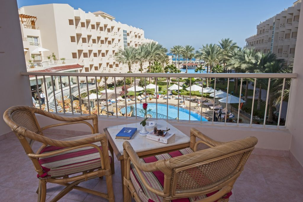 Sea Star Beau Rivage Hotel-Hurghada- rooms-views