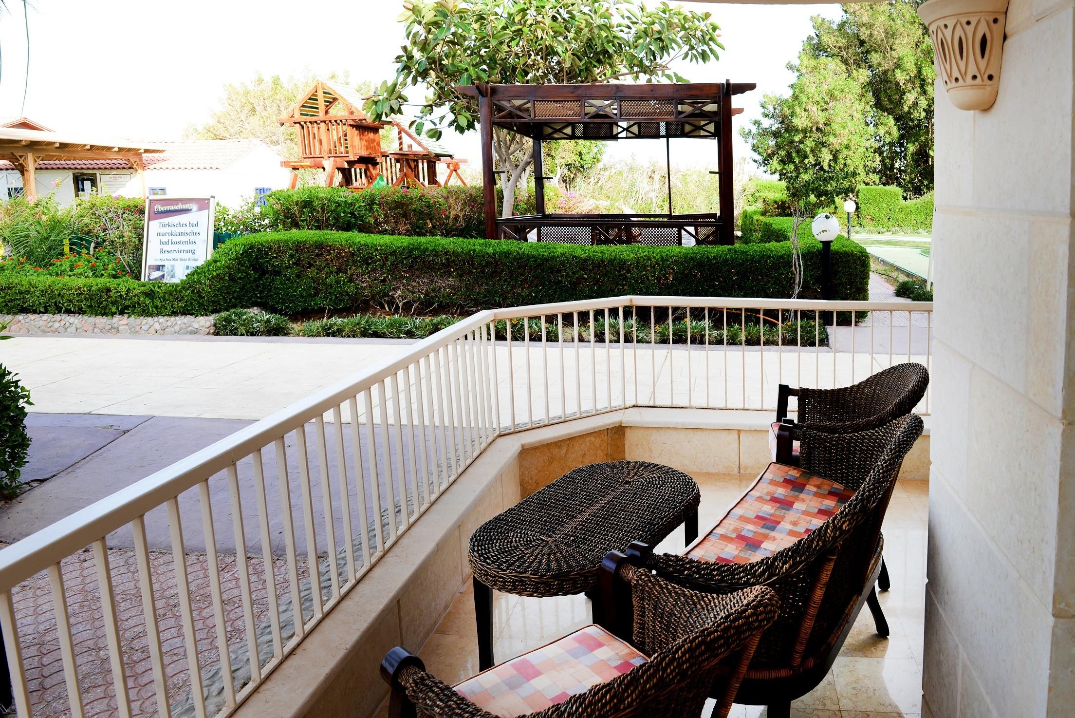 Sea Star Beau Rivage Hotel-Hurghada- Garden View1