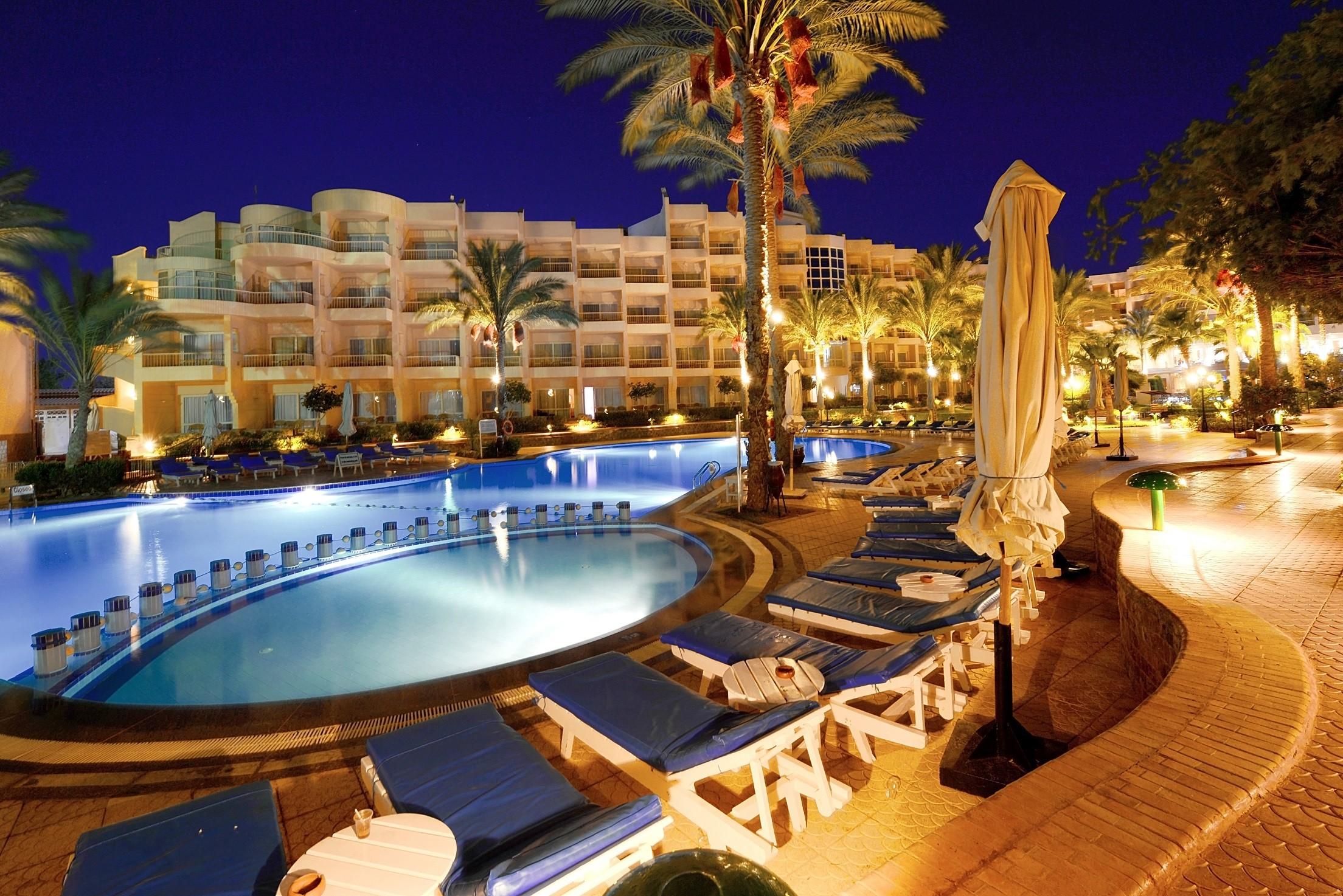 Sea Star Beau Rivage Hotel-Hurghada- Kids Pool