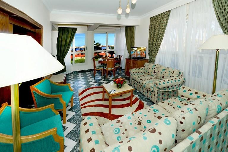 Sea Star Beau Rivage Hotel-Hurghada- room-Executive Suite 1