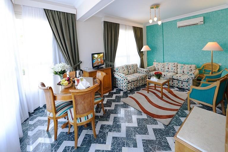 Sea Star Beau Rivage Hotel-Hurghada- room-Executive Suite 5