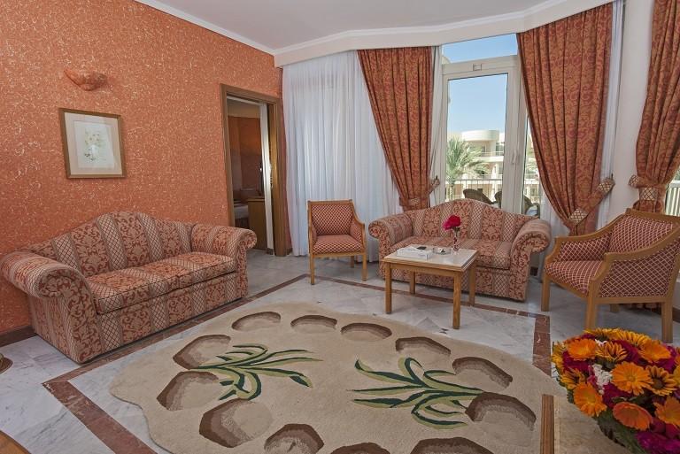 Sea Star Beau Rivage Hotel-Hurghada- room-Junior Suite-1