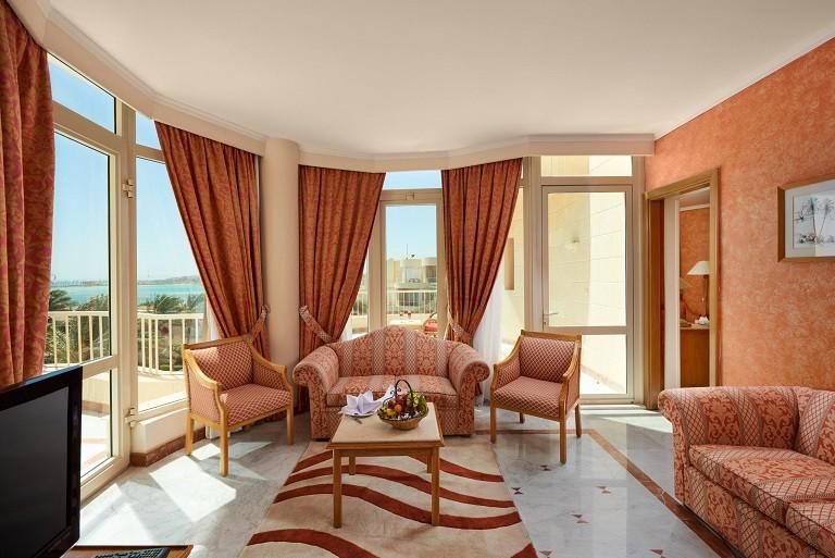Sea Star Beau Rivage Hotel-Hurghada- room-Junior Suite