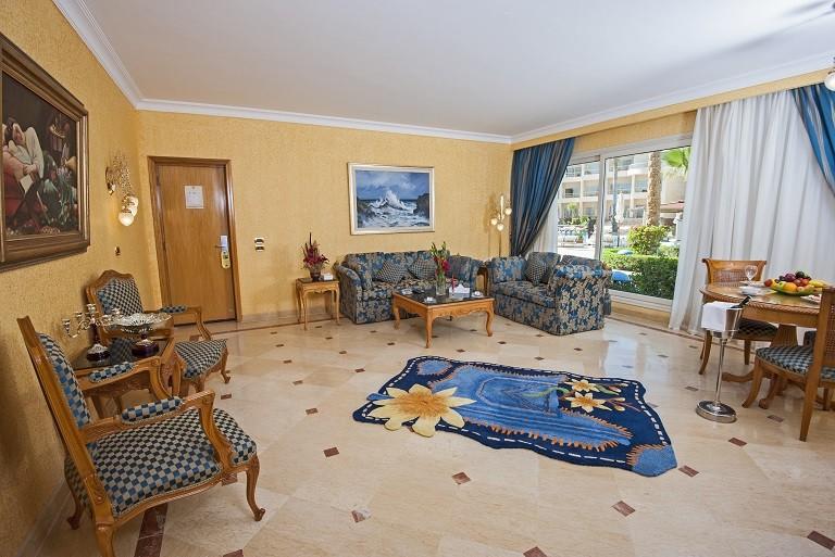 Sea Star Beau Rivage Hotel-Hurghada- room-Royal Suite-2