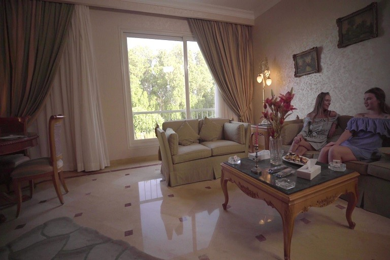 Sea Star Beau Rivage Hotel-Hurghada- room-Royal Suite-4