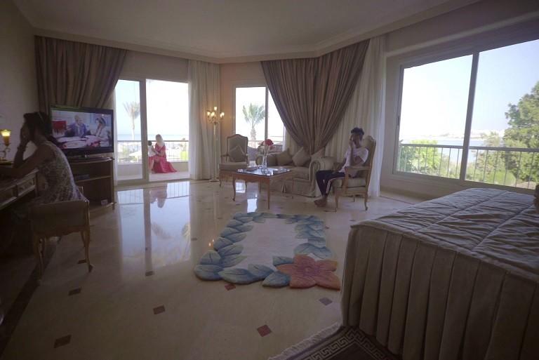 Sea Star Beau Rivage Hotel-Hurghada- room-Royal Suite-5