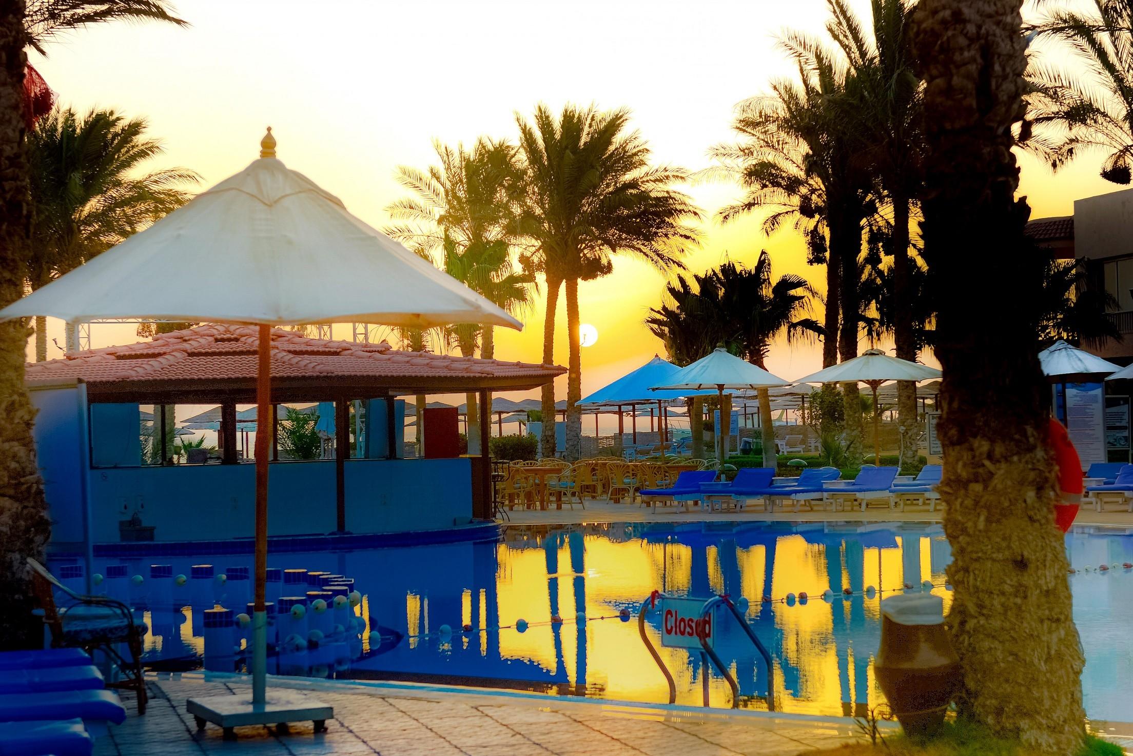 Sea Star Beau Rivage Hotel-Hurghada- sunrise
