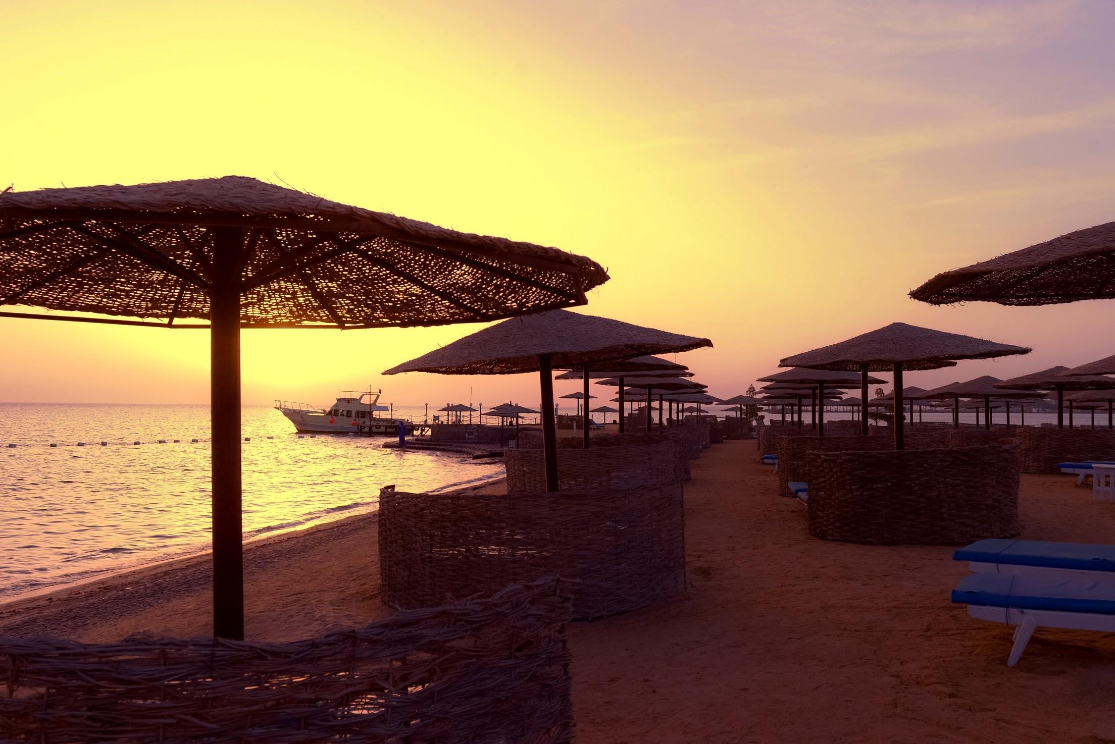 Sea Star Beau Rivage Hotel-Hurghada- sunrise5